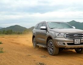 Đánh giá Ford Everest: SUV 7 chỗ đích thực