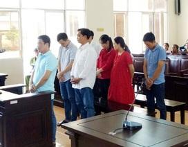 Nguyên lãnh đạo và cấp dưới Phòng giao dịch ngân hàng Kiên Long hầu tòa