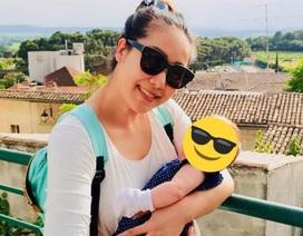 Hoa hậu Ngô Phương Lan nhập viện vì ngộ độc thức ăn