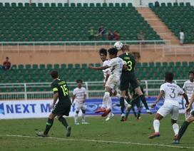 U18 Thái Lan thua sốc Campuchia tại giải U18 Đông Nam Á