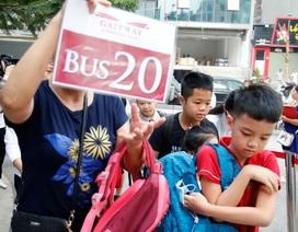 Thủ tướng: Kiểm soát chặt hoạt động vận chuyển học sinh bằng xe bus