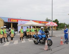 Honda Việt Nam phối hợp với Cục CSGT tổ chức các khóa tập huấn đào tạo lái xe an toàn