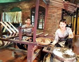 Khai mạc Festival văn hóa tơ lụa, thổ cẩm Việt Nam-Thế giới lần thứ V/2019
