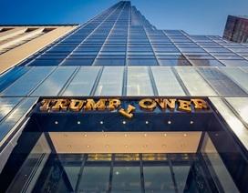 Bên trong Tháp Trump - tượng đài trị giá 300 triệu đô la Mỹ của Tổng thống Hoa Kỳ