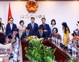 MM Mega Market Việt Nam ký kết Bản ghi nhớ hợp tác với Bộ Công Thương
