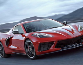 """Cận cảnh siêu xe giá rẻ Corvette vừa ra mắt đã """"cháy hàng"""""""