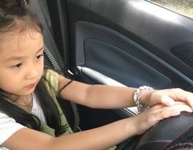 5 cách thoát hiểm cần dạy trẻ khi bị bỏ quên trong ô tô