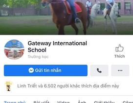 """Lỡ trùng tên Gateway, trường Ấn Độ bị dân mạng Việt """"ném đá"""" gay gắt"""