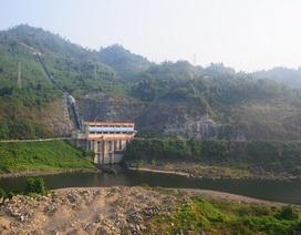 Nhiều hồ thủy điện vẫn cạn nước mặc dù hoàn lưu cơn bão Wipha gây lũ lụt nhiều nơi