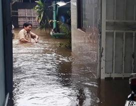 Mưa lớn, nước biển dâng cao khiến gần 4.000 căn nhà ở Phú Quốc bị ngập