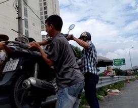 Tái diễn nạn trấn lột người đi đường tại cao tốc Pháp Vân - Cầu Giẽ