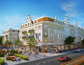"""Khởi động tháng 8, Shophouse Europe mở """"chính sách vàng"""" hấp dẫn"""