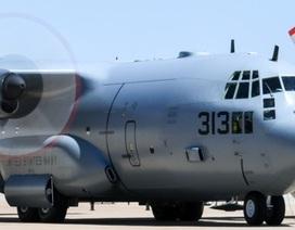"""Mỹ cấm bay đồng loạt hơn 123 """"ngựa thồ"""" C-130 vì lỗi nứt cánh"""
