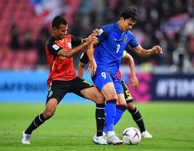 Thái Lan khủng hoảng tiền đạo trước trận đấu với đội tuyển Việt Nam