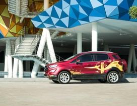 Khẳng định cá tính và năng động với xe Ford EcoSport mới