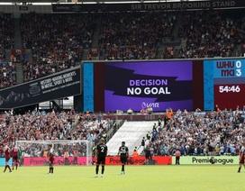 Lần đầu tiên VAR từ chối bàn thắng tại Premier League