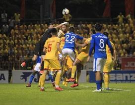Than Quảng Ninh bị CLB Nam Định cưa điểm ngay trên sân nhà