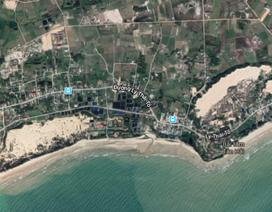 Bị sóng cuốn khi tắm biển, 4 người tử vong, 2 người mất tích