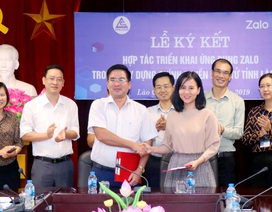 Chính quyền tỉnh Lào Cai cung cấp thông tin homestay tại Sa Pa, Y Tý, Bắc Hà trên Zalo