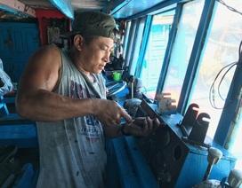 Bất cập trong việc lắp đặt thiết bị giám sát tàu cá