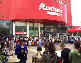 """Hé lộ """"tay to"""" mua lại chuỗi 18 siêu thị Auchan, sớm xoá sổ thương hiệu"""