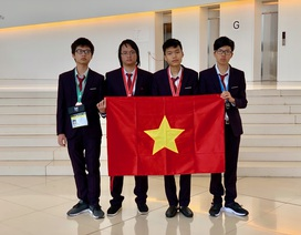Việt Nam đứng thứ 4 trong cuộc thi Olympic Tin học quốc tế