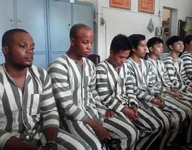 Trên 1.400 phạm nhân người nước ngoài đang chấp hành án hình sự tại Việt Nam