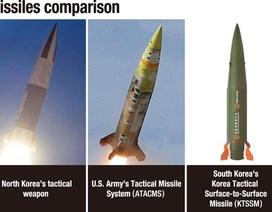 Sự tương đồng bất ngờ giữa vũ khí chiến thuật của Triều Tiên và tên lửa Mỹ - Hàn
