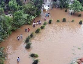 Lũ kinh hoàng khiến 152 người thiệt mạng ở Ấn Độ