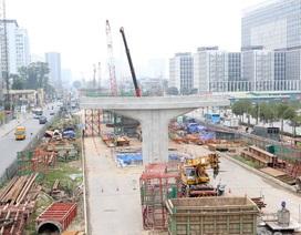 Năm 2020, thông xe đường trên cao Mai Dịch - Nam Thăng Long