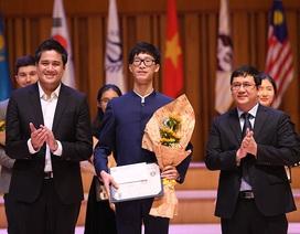 Giải thưởng gần 1 tỷ đồng cuộc thi violin và hòa tấu thính phòng đã có chủ