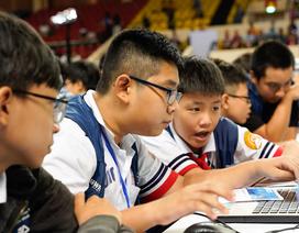 7 đội đại diện Việt Nam thiTài năng robot Robotacon 2019