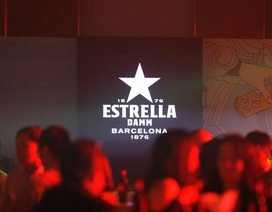 So Ho New York mang Estrella Damm về Việt Nam