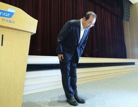 Giám đốc công ty mỹ phẩm Hàn Quốc mất chức vì khen ngợi Nhật Bản