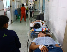 Gần 100 người nhập viện nghi ngộ độc thuốc diệt mọt