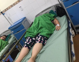Đà Nẵng: Nhóm du khách nhập viện nghi do bữa ăn tại nhà hàng đặc sản