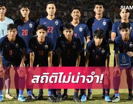 Báo Thái Lan đau đớn khi đội U18 bị loại ngay từ vòng bảng