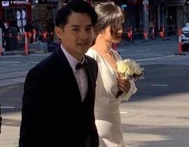 Lộ ảnh cưới của ca sĩ Đông Nhi và Ông Cao Thắng