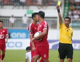 Vấn nạn trọng tài ở V-League và nỗi đau của các đội bóng