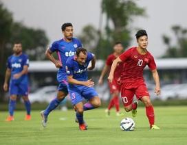 Những tuyển thủ U22 Việt Nam ghi điểm với thầy Park sau trận thắng Kitchee