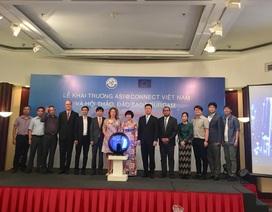 Chính thức ra mắt Mạng Thông tin Á – Âu Asi@Connect