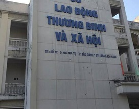 Nhận phê bình từ Chủ tịch tỉnh Bắc Giang, Sở LĐTB&XH khắc phục thiếu sót