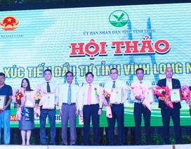 """Tập đoàn TMS đầu tư hai dự án """"khủng"""" tại Vĩnh Long"""