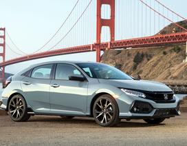 Honda Civic hatchback 2020 khởi điểm từ 21.600 USD
