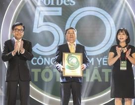 Hòa Phát lọt top 5 công ty niêm yết dẫn đầu về lợi nhuận của Forbes