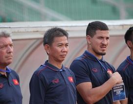 """BLV Quang Huy: """"Mong HLV Hoàng Anh Tuấn sớm trở lại"""""""