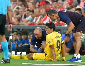 Barcelona lĩnh đòn đau sau cú sốc thất bại ngày mở màn La Liga