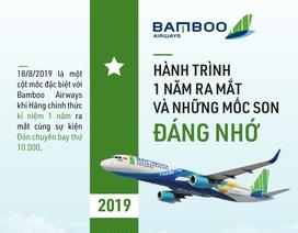 Bamboo Airways – hành trình 1 năm ra mắt và những mốc son đáng nhớ