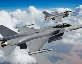 """Nhà Trắng """"gật đầu"""" thương vụ 8 tỷ USD bán 66 máy bay F-16 cho Đài Loan"""