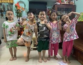 Những đứa trẻ ca sinh 5 đầu tiên ở Việt Nam háo hức vào lớp 1